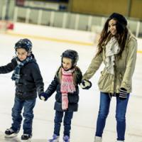Famille : place au patinage !