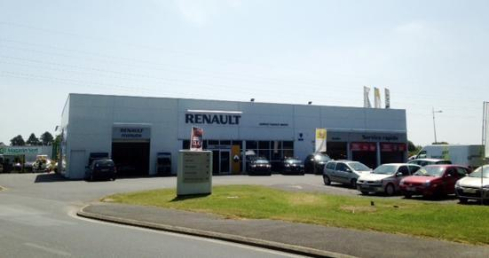 Garage tanguy b got garage automobile 505 rue mar chal for Garage courant automobile vesoul