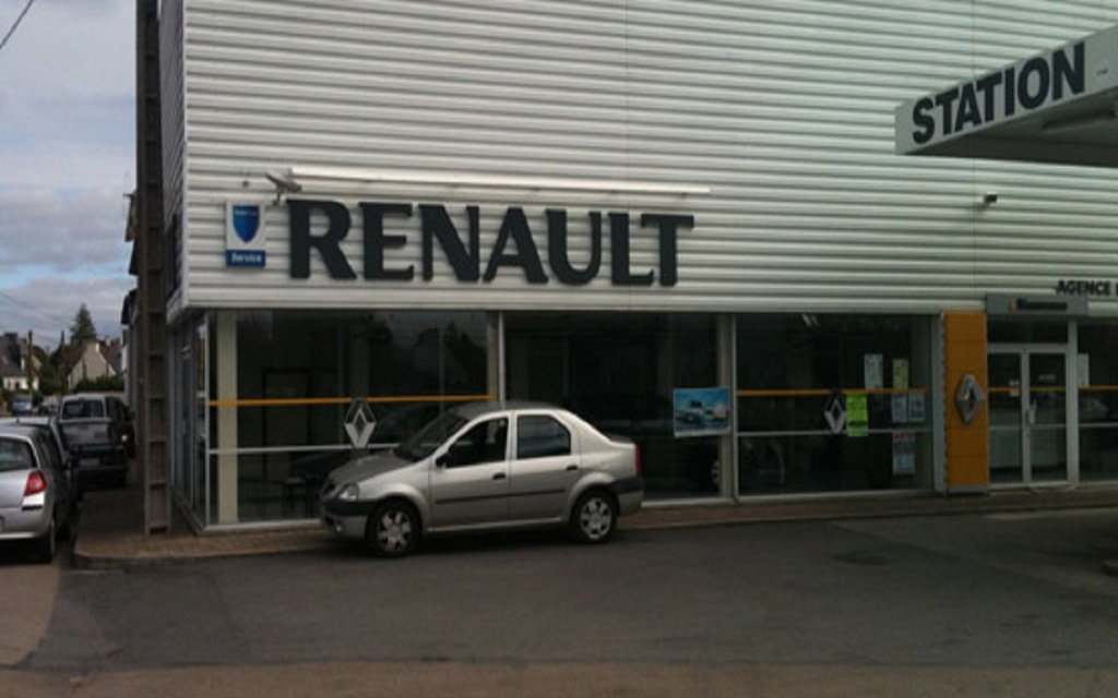 Garage disez kergoat garage automobile 35 rue de la r publique 29410 pleyber christ adresse - Garage renault republique ...