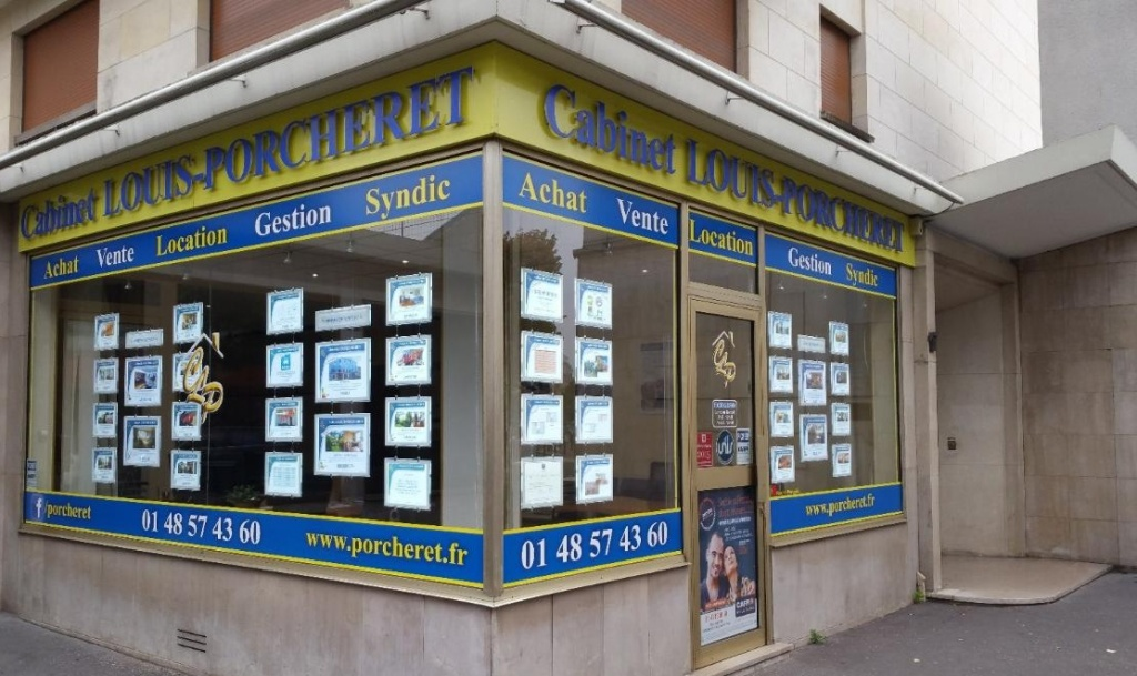 Cabinet louis porcheret agence immobili re 92 avenue du for Agence immobiliere 57