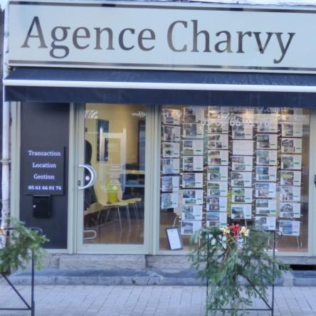 Agence charvy pyr n es immobilier agence immobili re 41 for Agence immobiliere saint girons 09200
