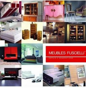 meubles fuscielli magasin de meubles 18 rue de la pr fecture 06000 nice adresse horaire. Black Bedroom Furniture Sets. Home Design Ideas