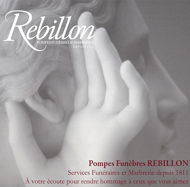 Rebillon - Pompes funèbres - Versailles