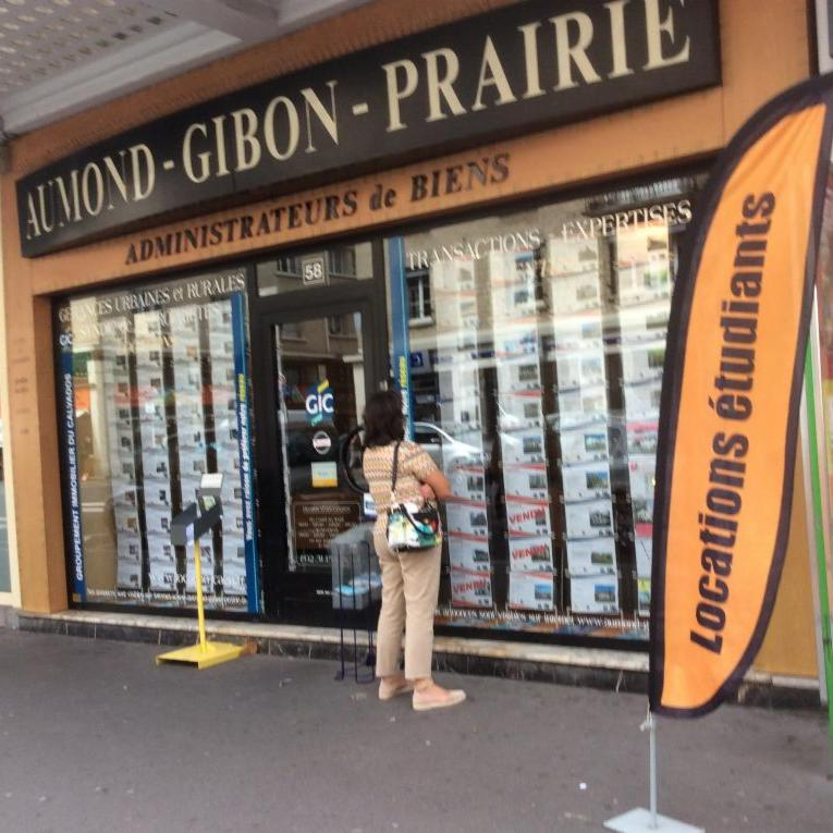 Aumond gibon prairie agence immobili re 58 rue saint for Agence immobiliere 3