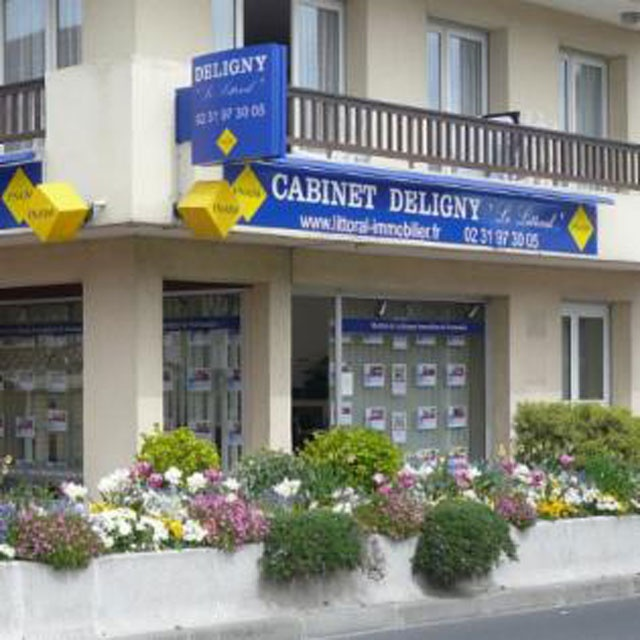 Cabinet deligny agence immobili re 33 quai est 14470 for Agence immobiliere 33