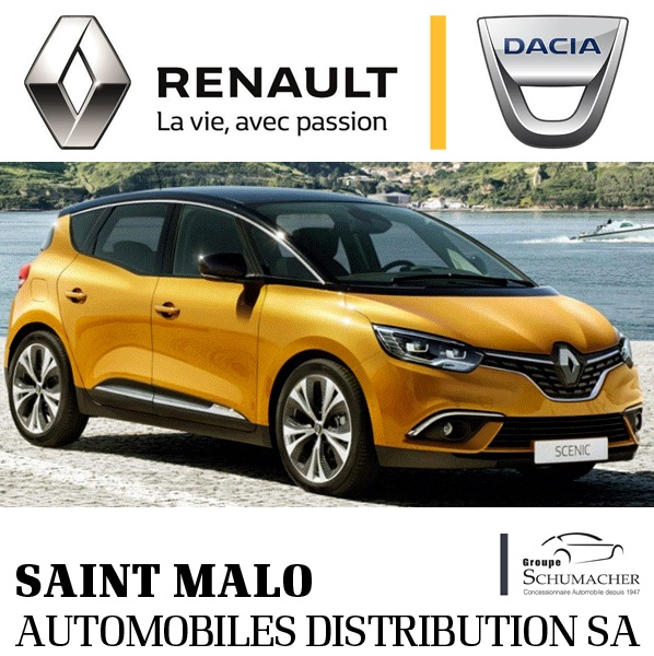 saint malo automobiles distribution garage automobile. Black Bedroom Furniture Sets. Home Design Ideas