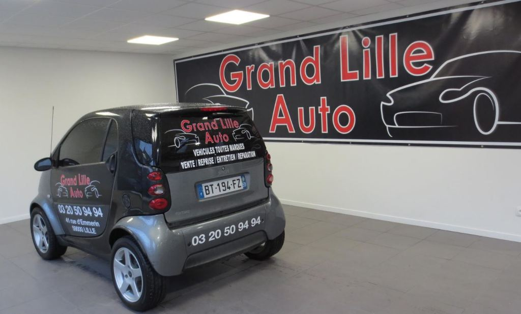 Grand lille auto garage automobile 41 rue d 39 emmerin for Renault garage lille