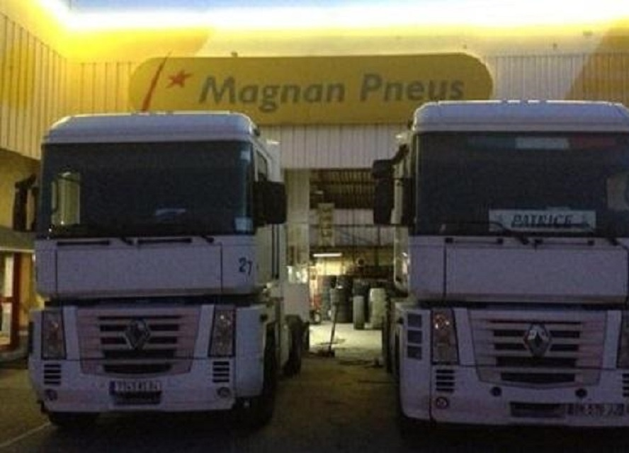 Magnan pneus garage automobile 145 route thor 84800 l for Garage isle sur la sorgue