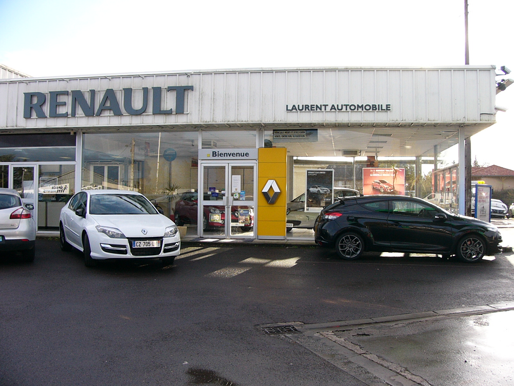 Laurent automobile garage automobile 37 avenue louis for Garage negoce auto