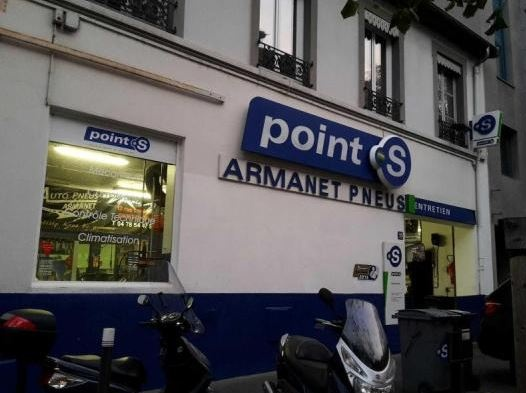 Point s armanet pneus garage automobile 19 rue fran ois for Garage ouvert lyon