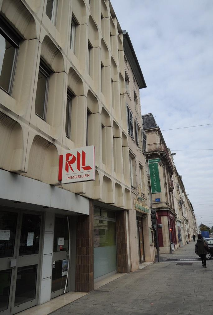 Ril agence immobili re 81 rue saint georges 54000 nancy for Agence immobiliere 259 avenue de boufflers nancy