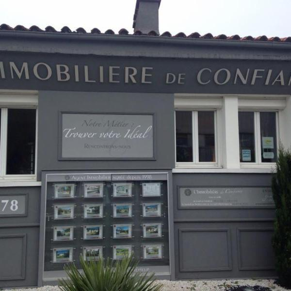 L 39 immobili re de confiance agence immobili re 70 avenue for Agence immobiliere poitiers