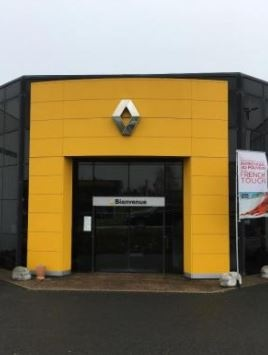 Reverdy garage automobile rond point nord 45500 gien for Garage automobile tours nord