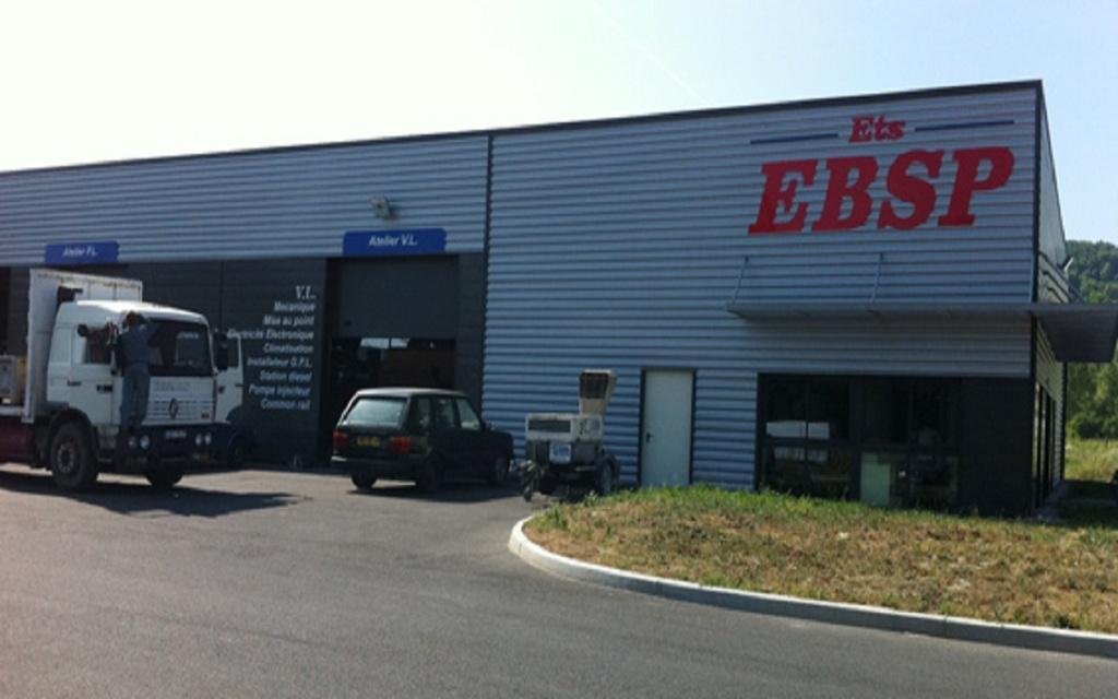 E b s p garage automobile rue paul sabatier 47300 for Garage audi villeneuve sur lot
