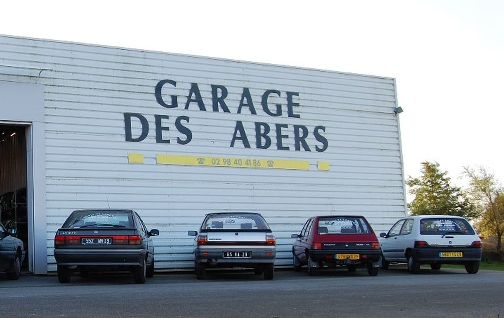 Renault garage des abers agent garage automobile zone for Garage automobile paris 13