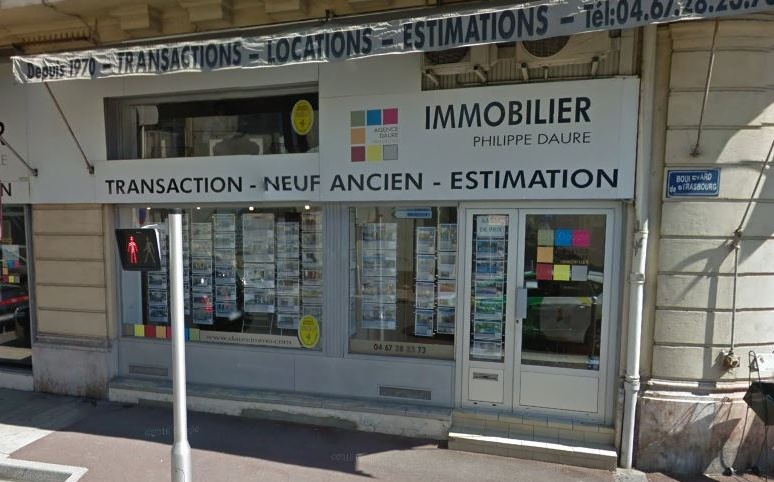 Agence philippe daure agence immobili re 37 boulevard for Agence immobiliere 37