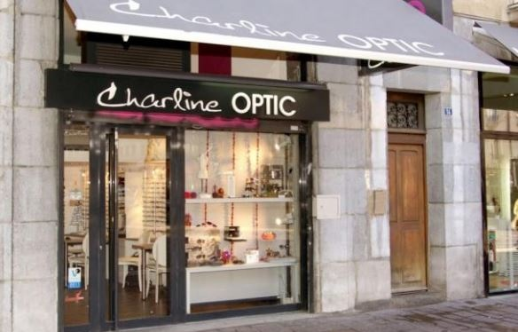 65586ef891be8e Charline Optic - Opticien, 14 place Notre Dame 38000 Grenoble ...