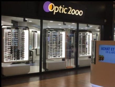 optic 2000 opticien centre commercial g ant 29200 brest adresse horaire. Black Bedroom Furniture Sets. Home Design Ideas