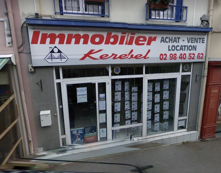 immobilier kerebel agence immobili re 3 rue mairie 29470 plougastel daoulas adresse horaire. Black Bedroom Furniture Sets. Home Design Ideas