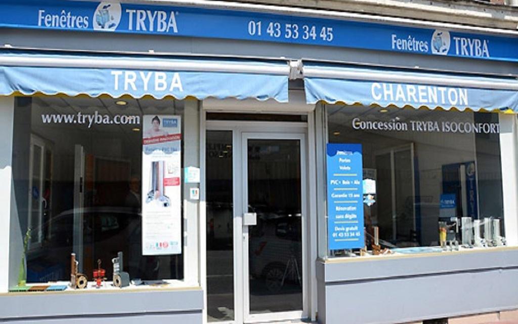 Tryba Menuiserie Pvc Boulevard Soult Paris Adresse - Porte placard coulissante avec serrurier 75012