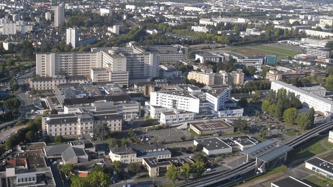 Centre Hospitalier Universitaire de Rennes - Pontchaillou - Hôpital - Rennes