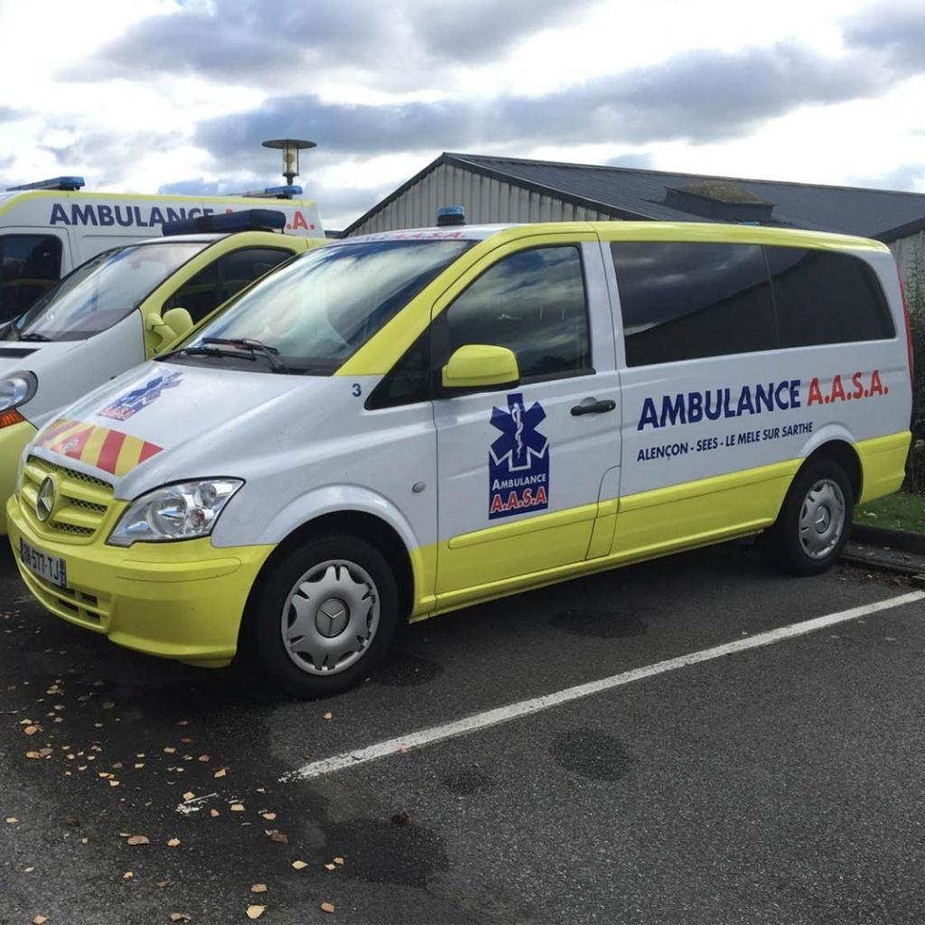 Taxi A.A.S.A Benoit - Taxi - Sées