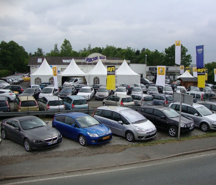 Rocade sud automobiles garage automobile zone for Garage automobile ouvert