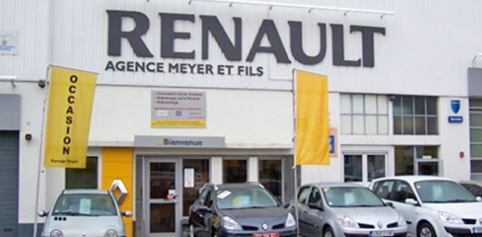 renault garage meyer et fils garage automobile 7 rue verdun 68270 wittenheim adresse horaire. Black Bedroom Furniture Sets. Home Design Ideas