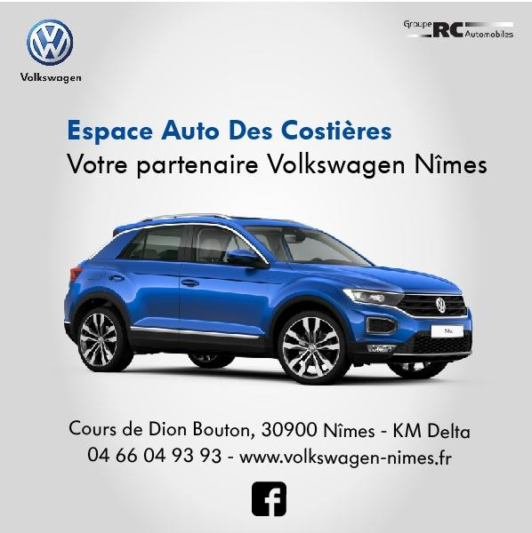 volkswagen espace auto des costi res garage automobile 35 cours de dion bouton 30000 n mes. Black Bedroom Furniture Sets. Home Design Ideas