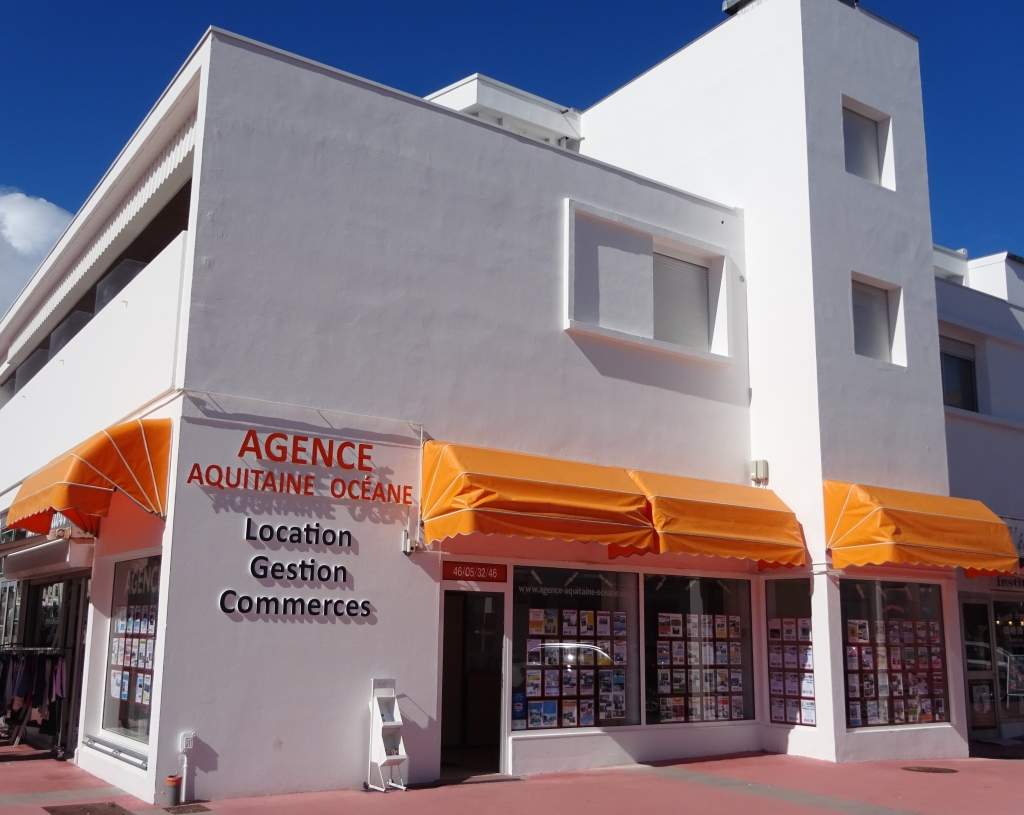 Agence aquitaine oc ane agence immobili re place for Agence immobiliere 4