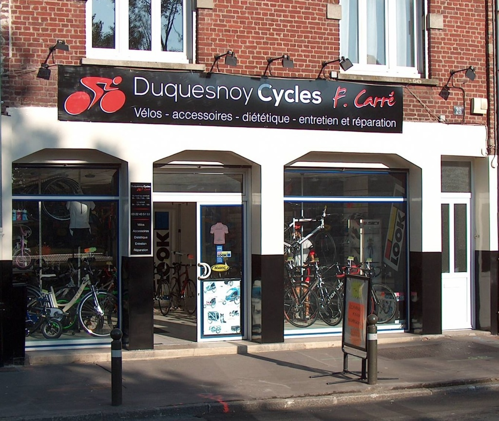 duquesnoy cycles magasin de sport 25 rue terral 80000 amiens adresse horaire. Black Bedroom Furniture Sets. Home Design Ideas