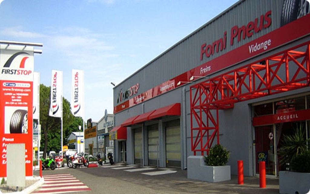 Forni pneus garage automobile 12 boulevard jean mermoz for Garage vercors pneus