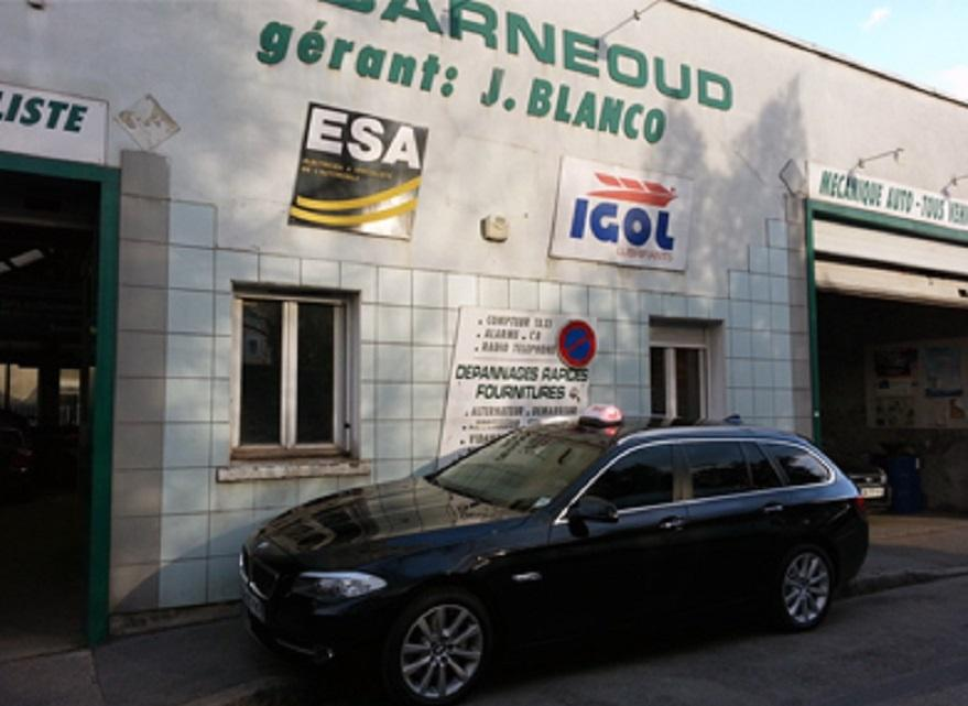Garage barn oud garage automobile 1 bis rue mozart for Garage new york grenoble