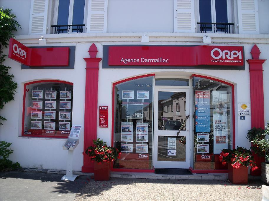 Orpi agence darmaillac agence immobili re 101 rue de la for Agence immobiliere dax