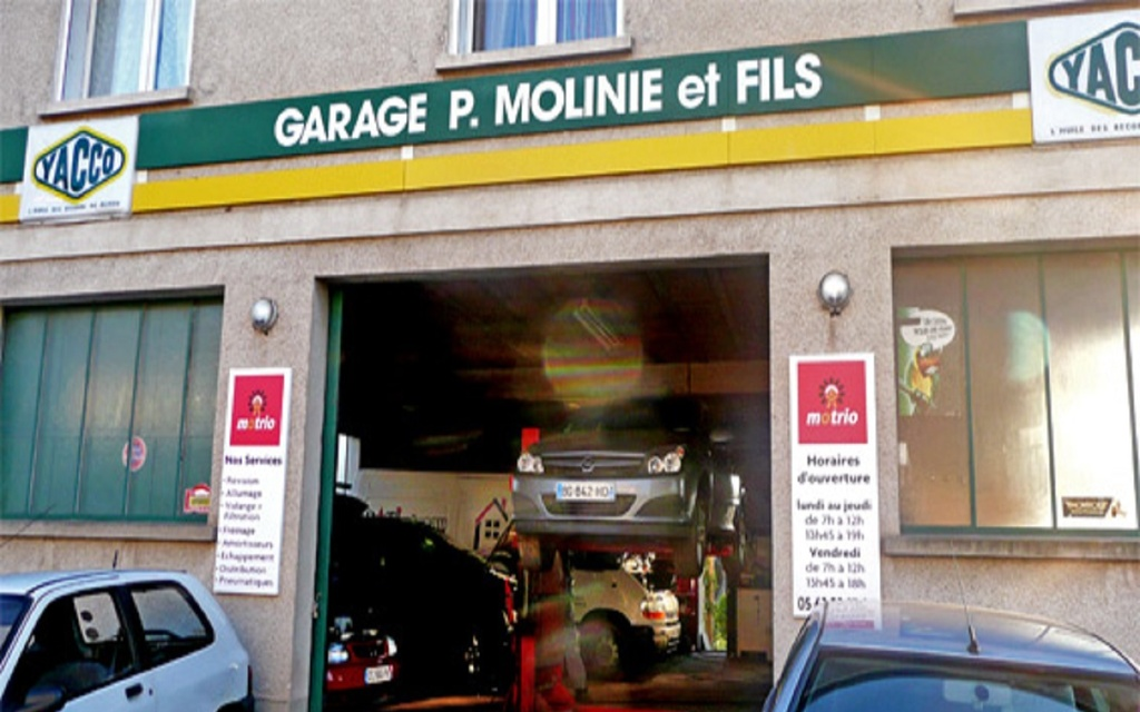 motrio garage molini christophe garage automobile 97 bis rue gazel 81100 castres adresse. Black Bedroom Furniture Sets. Home Design Ideas