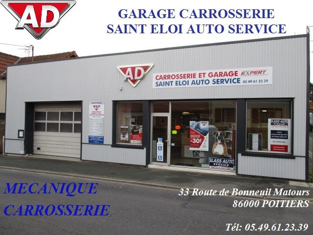 Ad garage st eloi auto service garage automobile 33 rue for Garage ad st coulomb