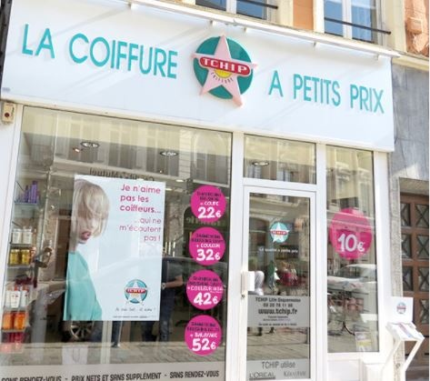Tchip Coiffure Coiffeur 19 Grand Rue 24100 Bergerac Adresse Horaire