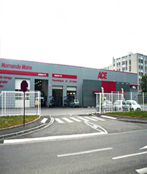 Ace garage automobile 405 rue de l 39 epinette 76320 for Garage ad les essarts le roi
