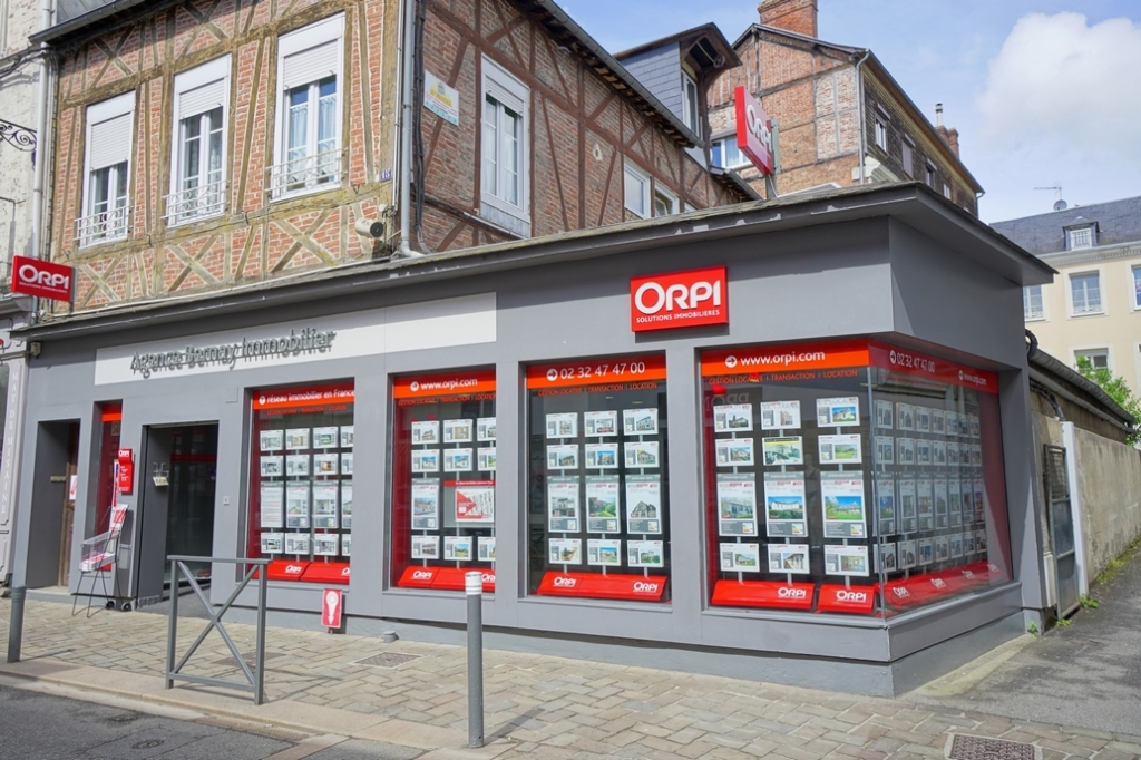 Orpi agence bernay immobilier agence immobili re 15 rue for Agence immobiliere orpi