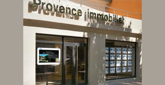 Provence immobilier agence immobili re 23 boulevard for Agence immobiliere montelimar