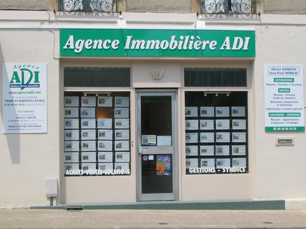 Agence adi immobilier agence immobili re 30 avenue for Agence immobiliere saint girons 09200