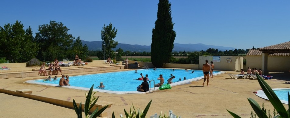 Camping Durance Luberon Camping Route De Charleval 13370
