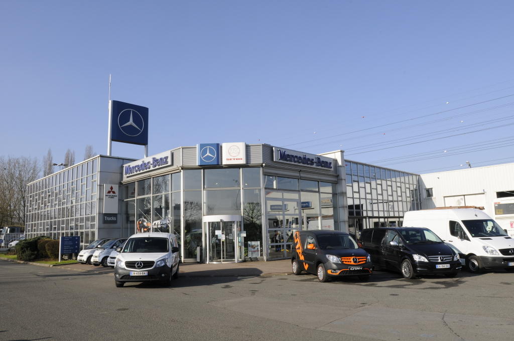 mercedes benz v i wissous concessionnaire automobile