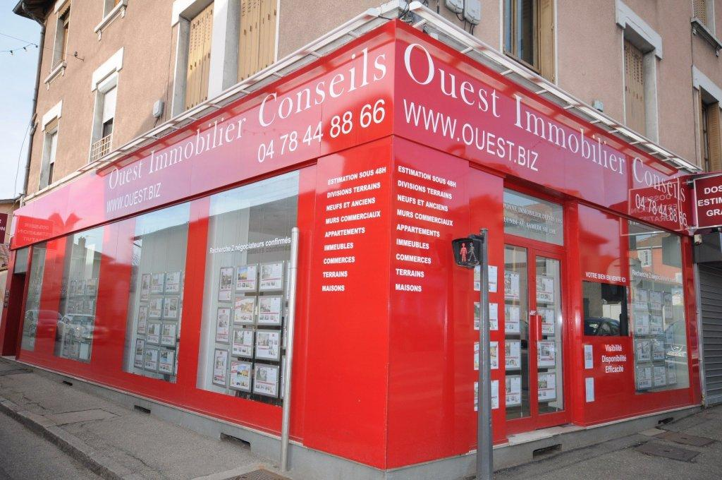 Ouest immo conseils agence immobili re 47 rue charles for Agence immobiliere 47