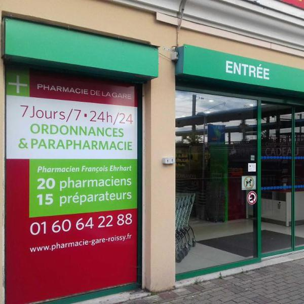 pharmacie de la gare pharmacie 5 place de la r volution 77680 roissy en brie adresse horaire. Black Bedroom Furniture Sets. Home Design Ideas