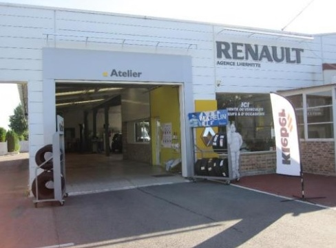 renault dacia garage lhermitte garage automobile 100 route de b thune 62750 loos en gohelle. Black Bedroom Furniture Sets. Home Design Ideas