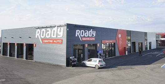 Roady garage automobile route carpentras 84800 l 39 isle for Garage isle sur la sorgue