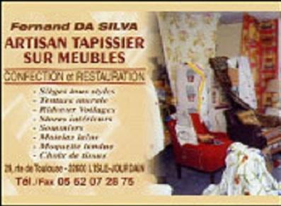 m da silva fernand tapissier d corateur 29 route de. Black Bedroom Furniture Sets. Home Design Ideas