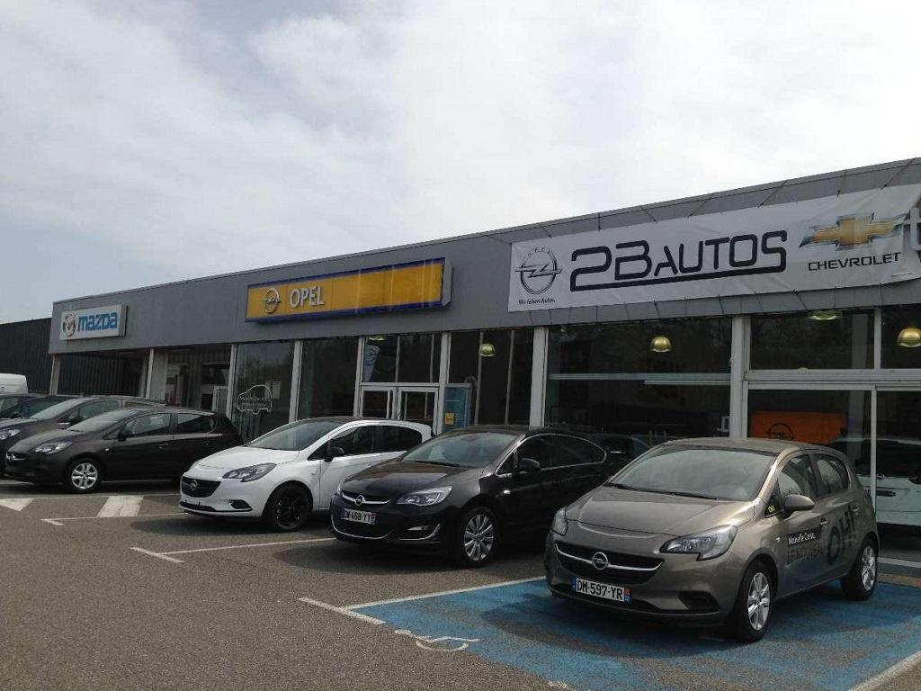 2b autos garage automobile route de tarbes 32550 pavie for Garage herblay route de conflans