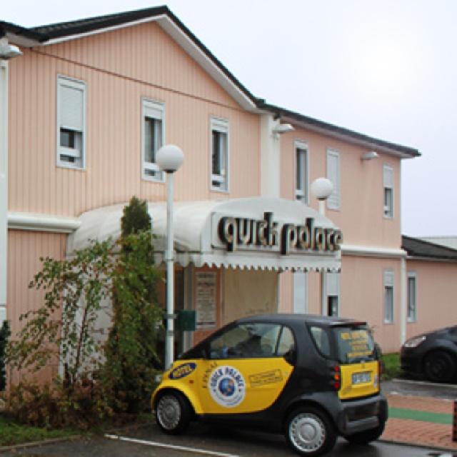 Hotel Quick Palace Auxerre Moneteau